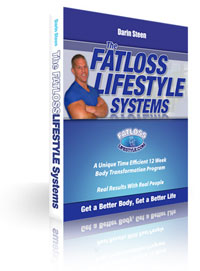 Fat Loss Lifestyle Book By Darin Steen